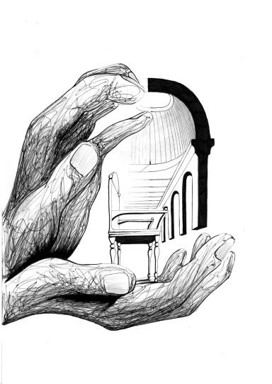 illustrazione di Antonio de Paolis