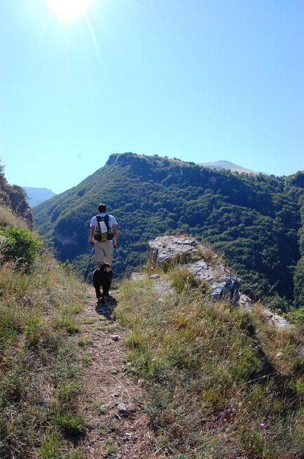 Valle dell'Orfento, Majella